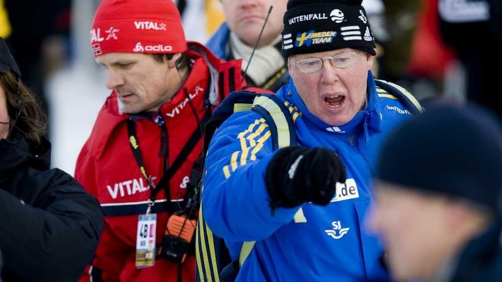 Ferry baste svensk i holmenkollen