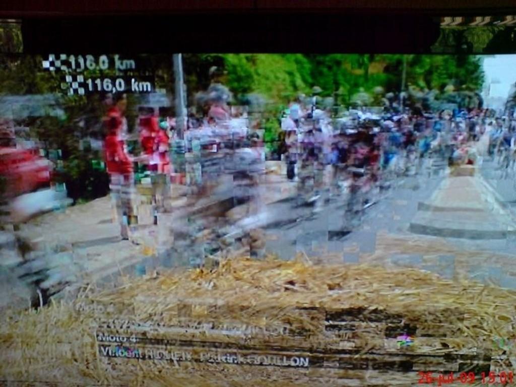 Tv-bildene på Tåsen.