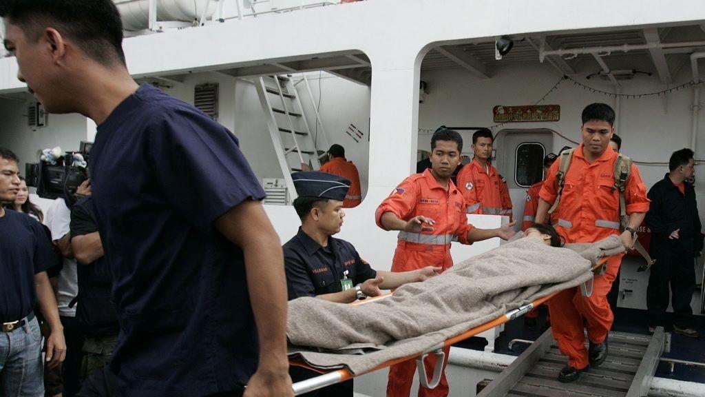 ffad98070 FILIPPINENE , FORLIS - 27 savnet etter forlis på Filippinene