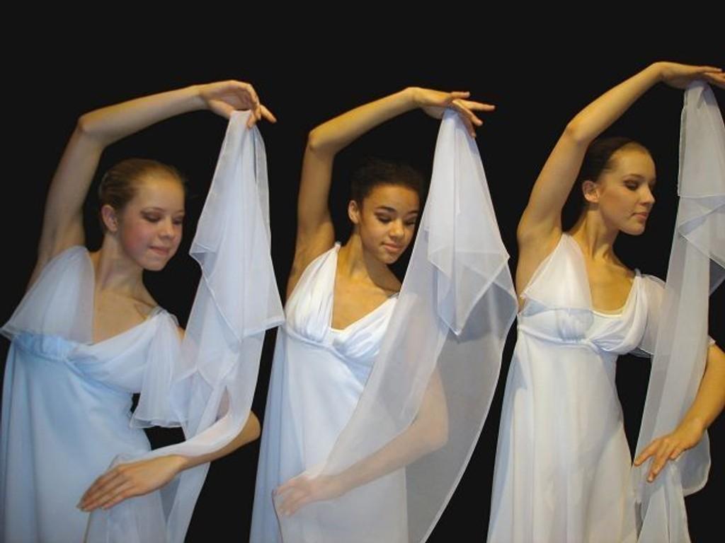 Det ble det i hvert fall for Den Norske Ballettskolen. FOTO: UTLÅNT