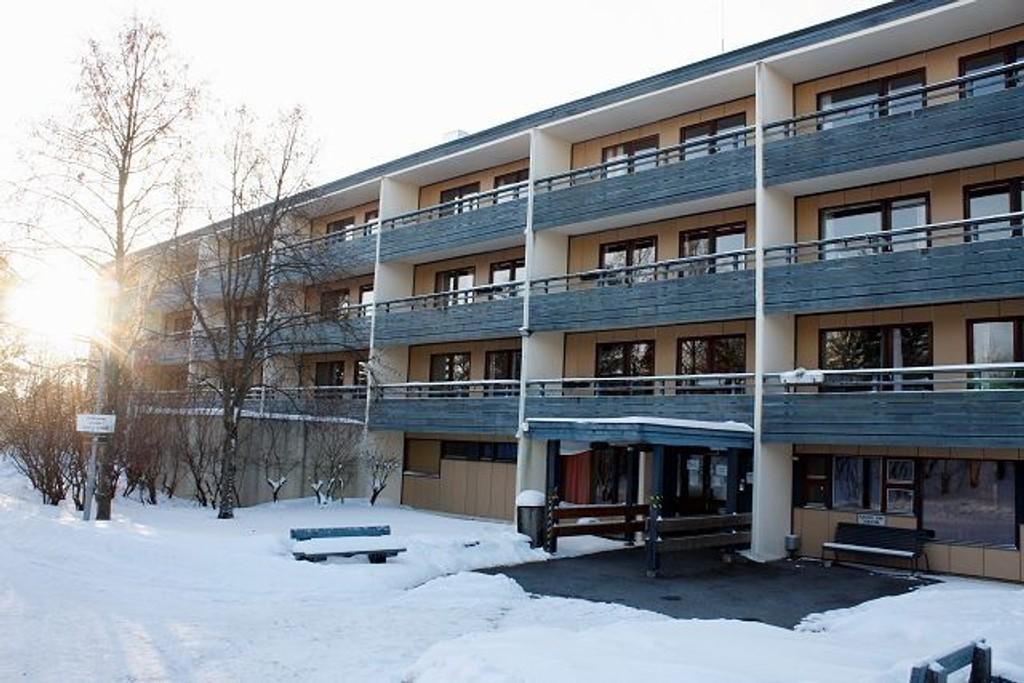 Gamle Stovner sykehjem blir avlastningsinstitusjon. FOTO: Anders Halvorsen