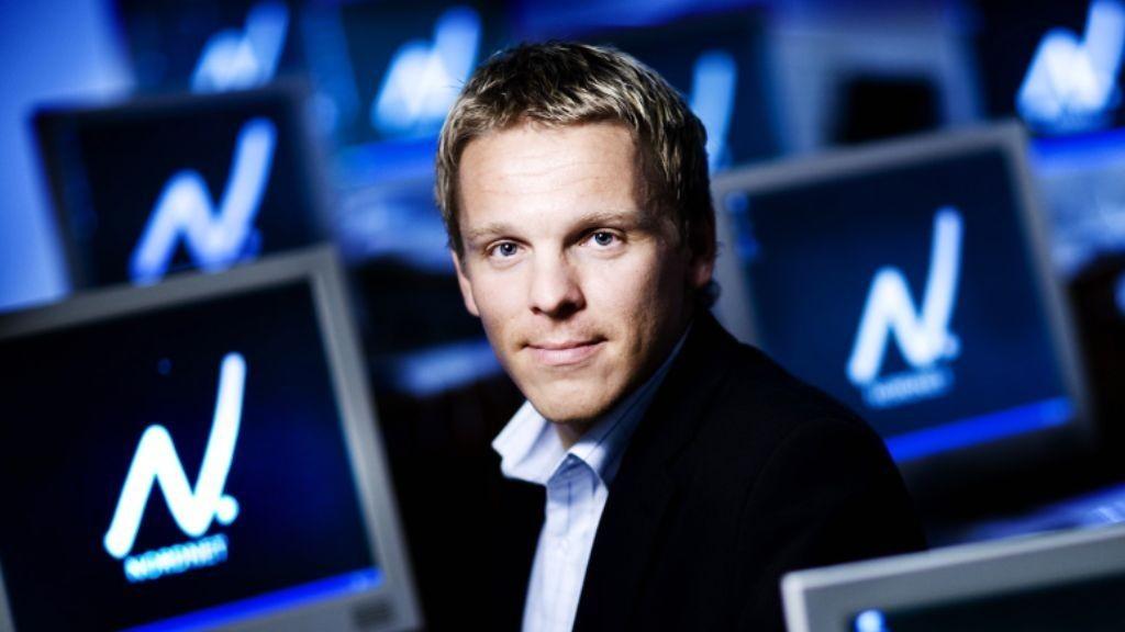 Daglig leder Anders Skar i Nordnet Norge nettmegler