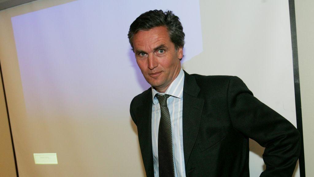 Administrerende direktør Dirk Blaauw i Blom