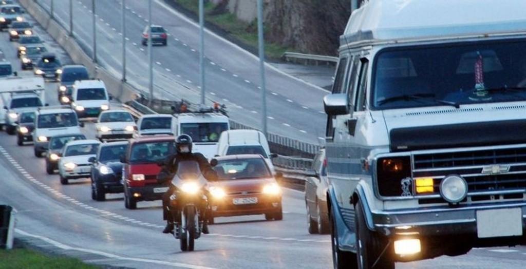 Er Samferdselsdepartementet i ferd med å snikinnføre rushtidsavgift? (Foto: Øivind Skar)