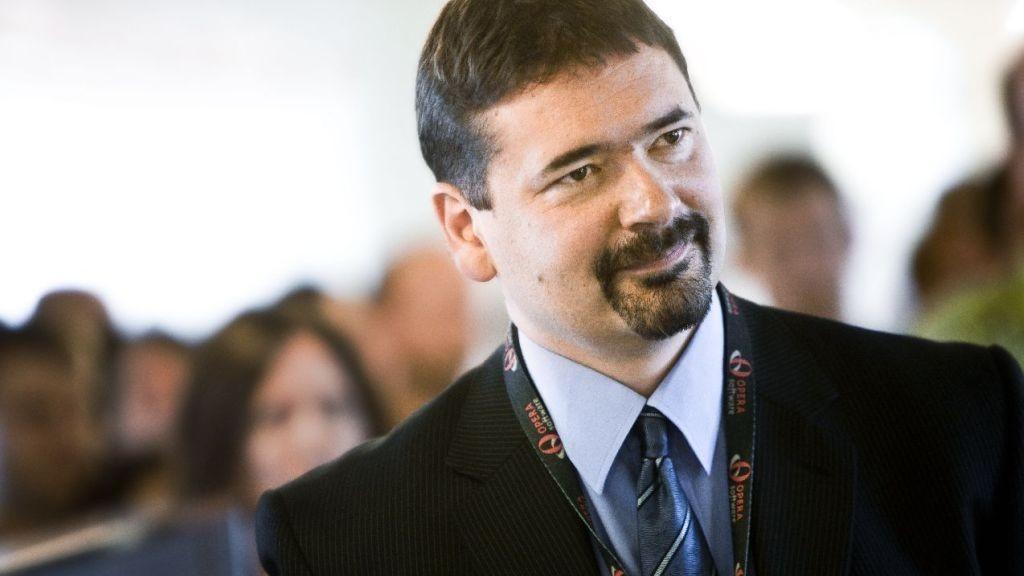 Grunnlegger og administrerende direktør Jon S. von Tetzchner i Opera Software.