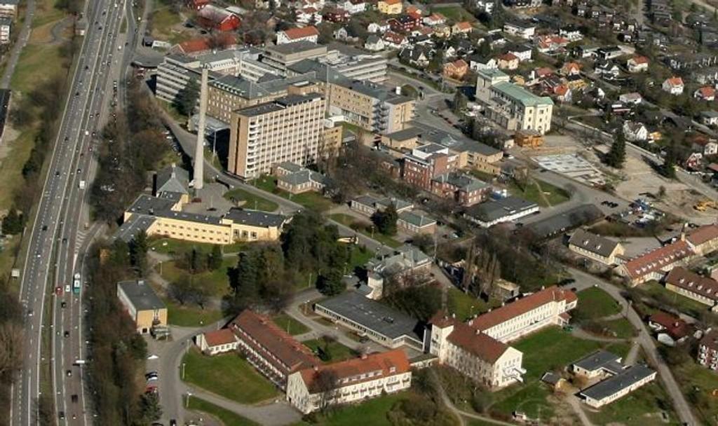 Aker sykehus trues av nedleggelse.