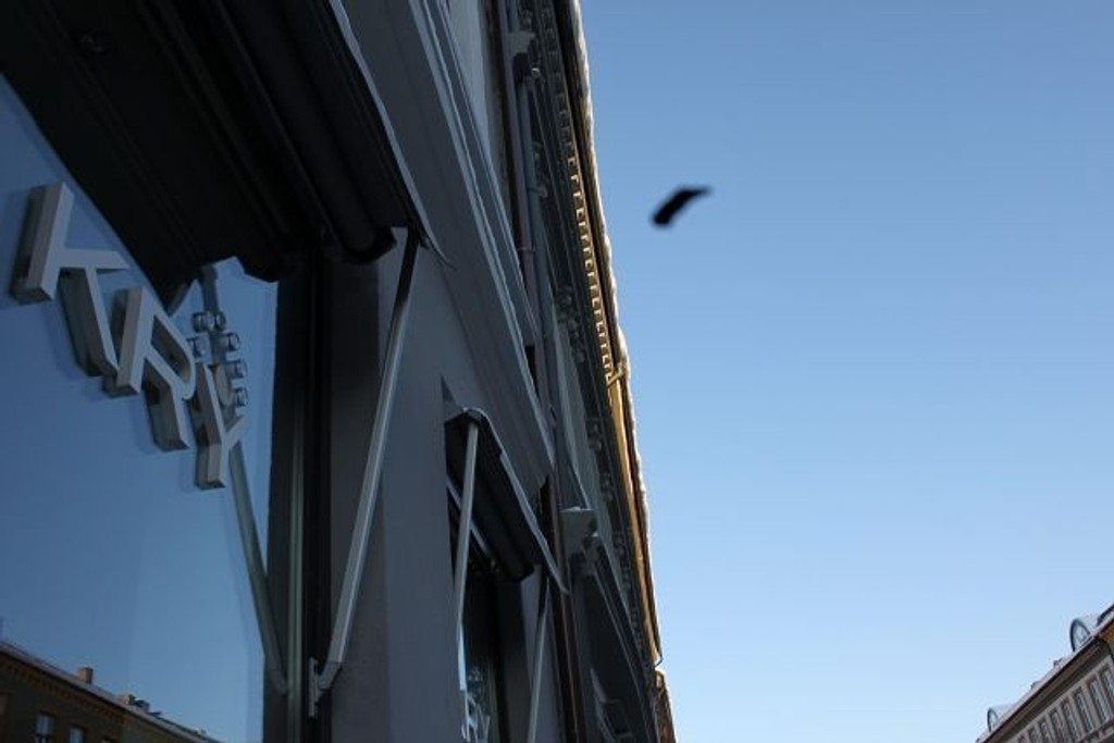 Krys dager er talte på St. Hanshaugen. FOTO: Erik Tangen