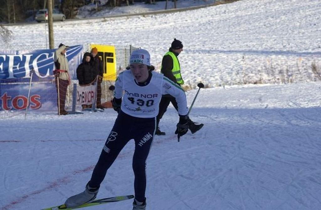 Hemings Jørgen Grav fikk fullført dette rennet i Sørkedalen i 2007, men i år er det foreløpig usikkert om det i det hele tatt blir skirenn.