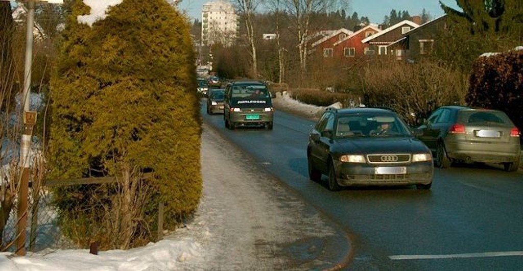 La bilen stå, oppfordrer Statens vegvesen. Kulda fører til ekstremt dårlig osloluft. I helgen blir det verre.