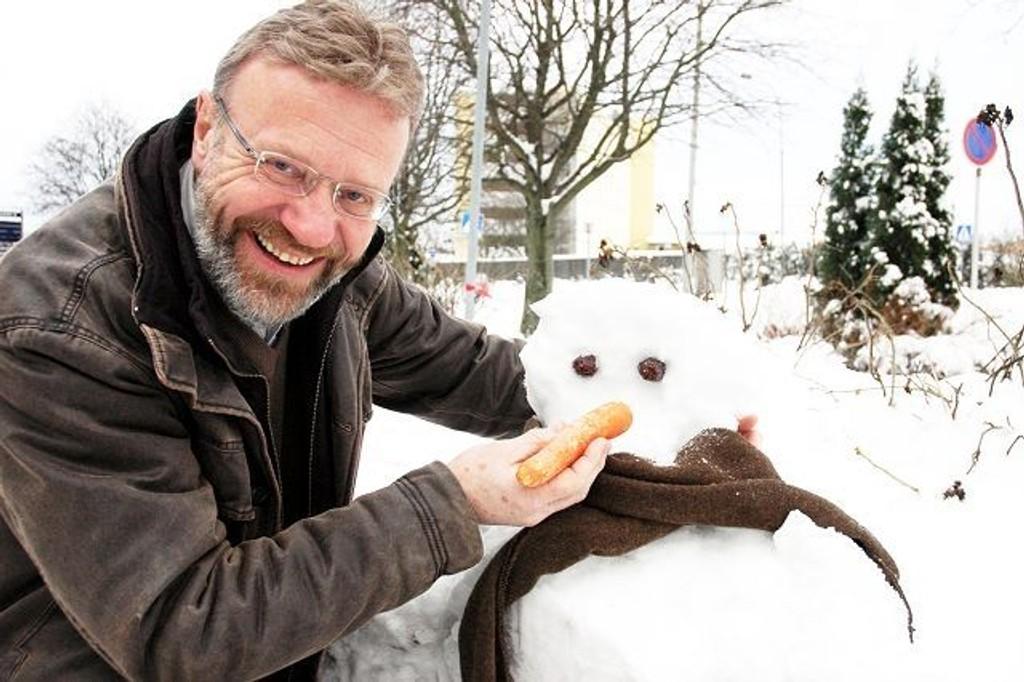 Kultursjef Tommy Grotterød gleder seg over at Østensjø bydelsutvalg har vedtatt å avsette 400.000 kroner i frivillighetsmidler, som en gulrot til alle som driver frivillig arbeid.