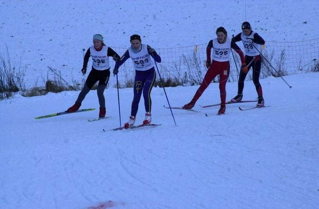 Det har vært mange renn i Sørkedalen de siste årene, men denne gangen ble det ingen renn.