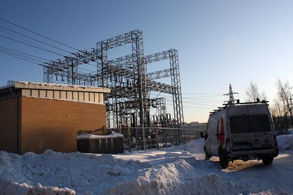 Mye strøm går nå gjennom transformatorstasjonen på Abildsø.