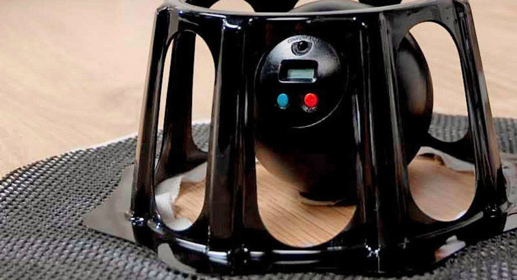 VASKEFILLE: Robomop Softbase er en norsk oppfinnelse og kan beskrives som en moderne vaskefille.