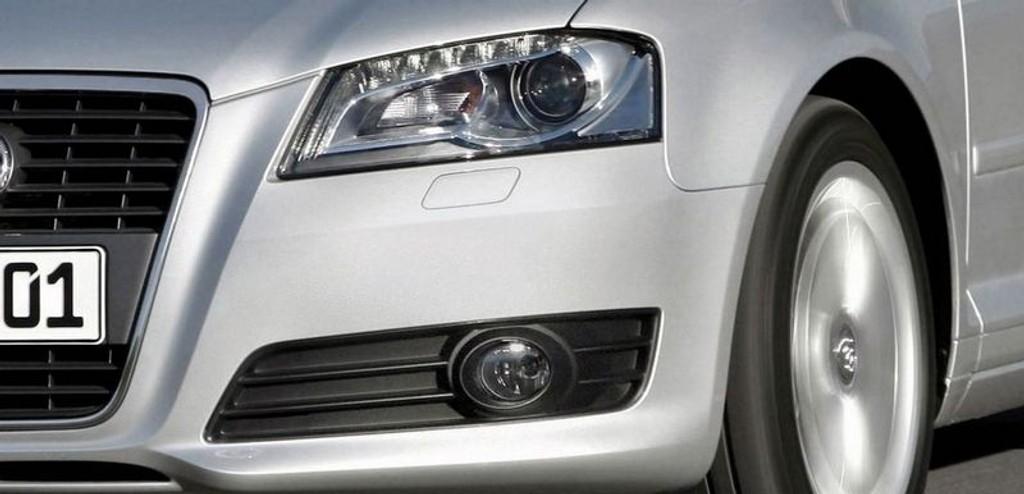 KLIMAGUNSTIG: Audi med utslipp på 99 gram CO2/km.