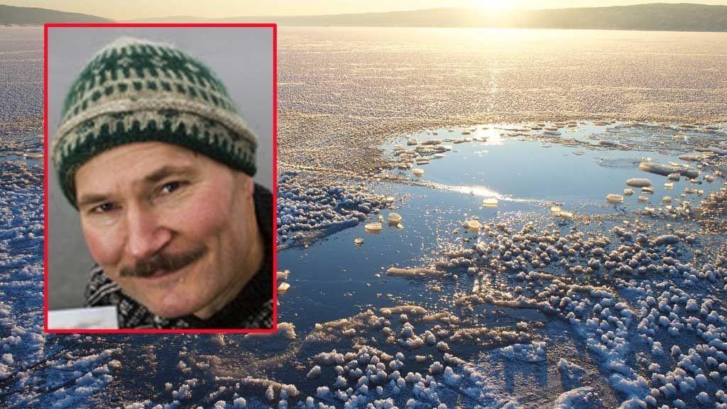 Rolf Utgård dro skiløper opp av isen