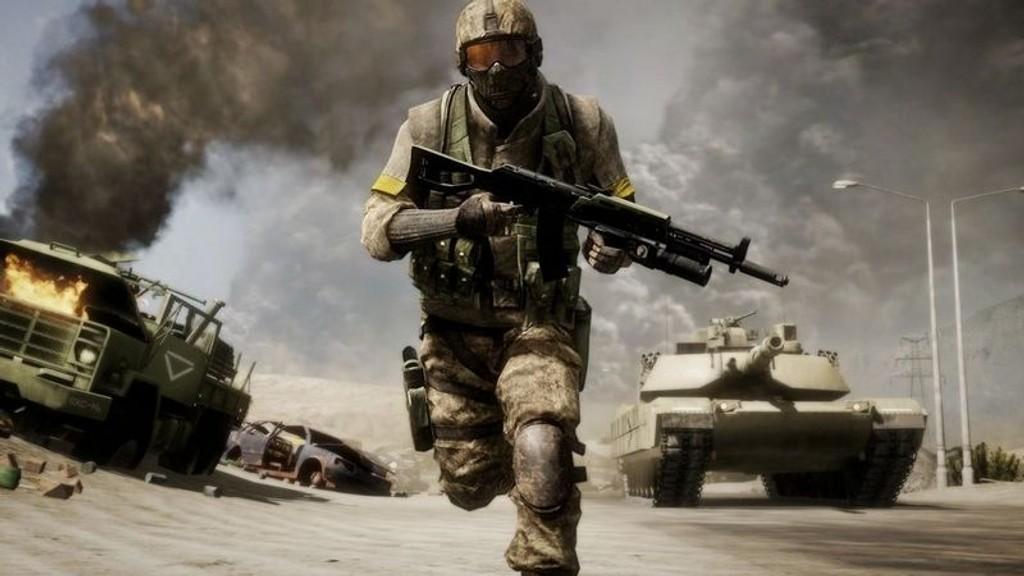 GLEDER OSS: Battlefield: Bad Company 2 er blant spillene vi ser fram til med store forventninger.