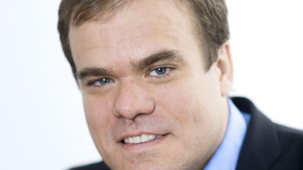 Administrerende direktør Thorbjörn Sandberg i Birdstep BIRD