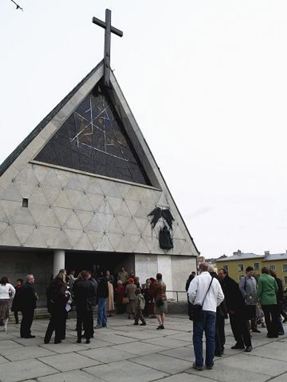 FÅ HJELP: Torshov kirke drar igang samtalegrupper for folk som sliter etter samlivsbrudd. Arkivfoto