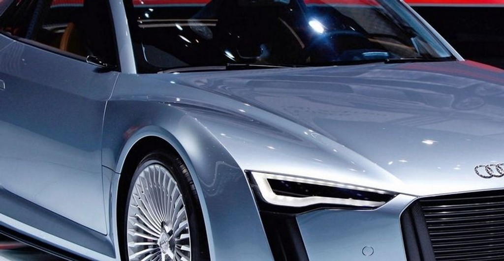 E-TRON: Audi e-tron blir mindre hissig, men sannsynligvis mer realistisk