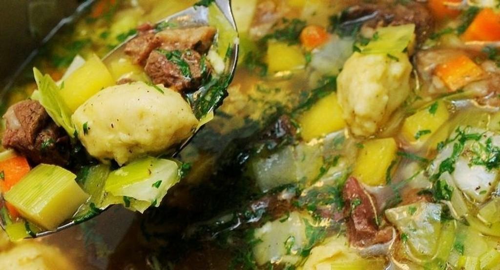 En kraftig, varm suppe gjør vinteren enda bedre.