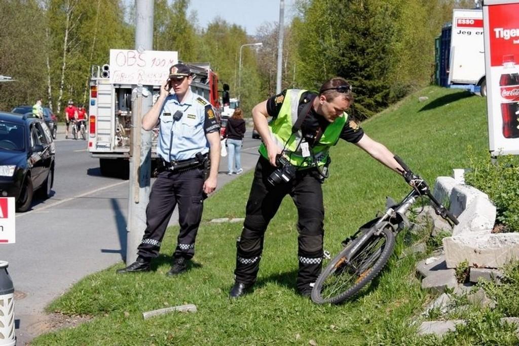 Per Egil Refsnes døde i en ulykke ved Esso-stasjonen på Trosterud.