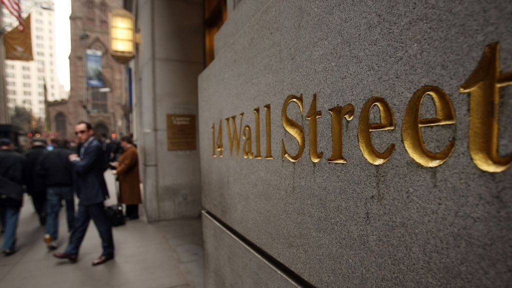 Wall Street, USA1, Børs,