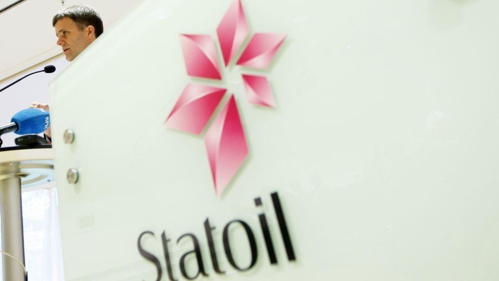 Statoil, konsernsjef Helge Lund