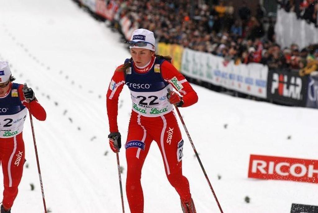 Celine Brun-Lie skal til OL i Vancouver.