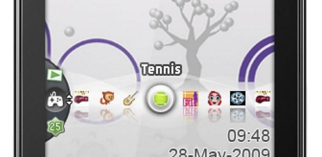 YARI: Let me entertain you. Sony Ericsson U100i Yari byr på mange spill og mye moro.
