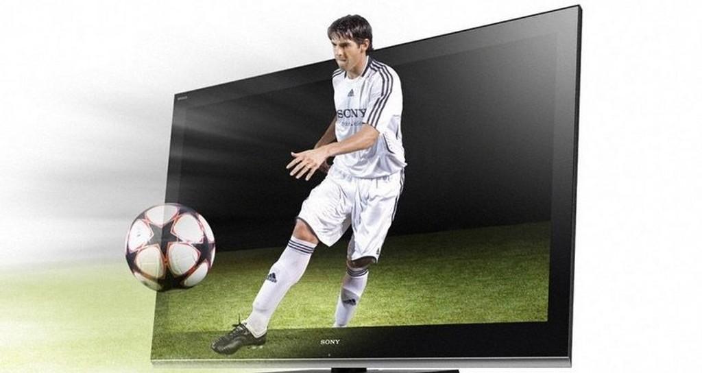 SMART MARKEDSFØRING: At fotball-VM i Sør-Afrika skytes i 3D kommer ikke akkurat til å bremse presset på å skaffe seg 3D-TV. Men det kan være lurt å ha is i magen.