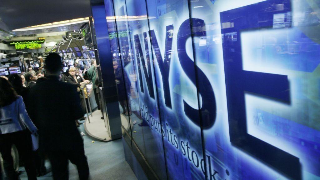 Wall Street, Børs, USA, NYSE