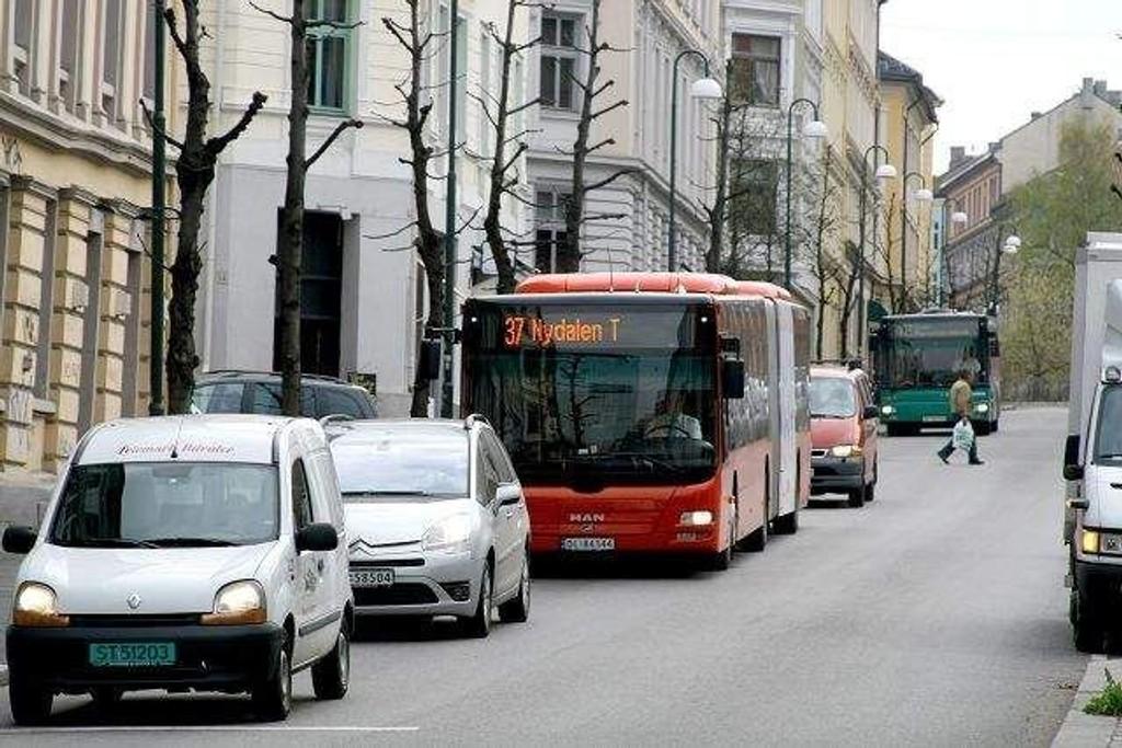 37-bussen er en av Oslos mest populære. Nå vil Jon Ole Whist (H) ha en ekspressutgave av busslinja.