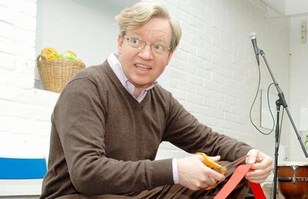 Byråd Torger Ødegaard. Arkivfoto: Karl A. Kjelstrup