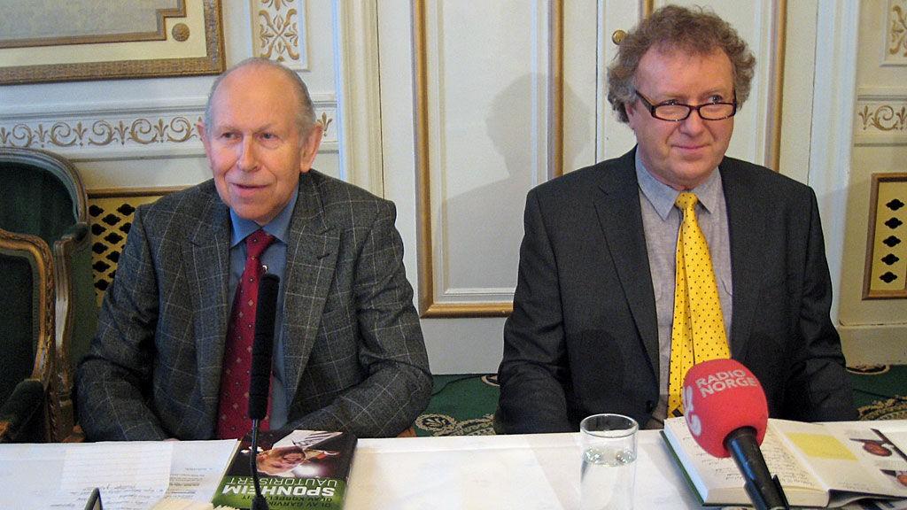 Olav Gartveit og Olav Kobbeltveit, Sponheim Uautorisert.