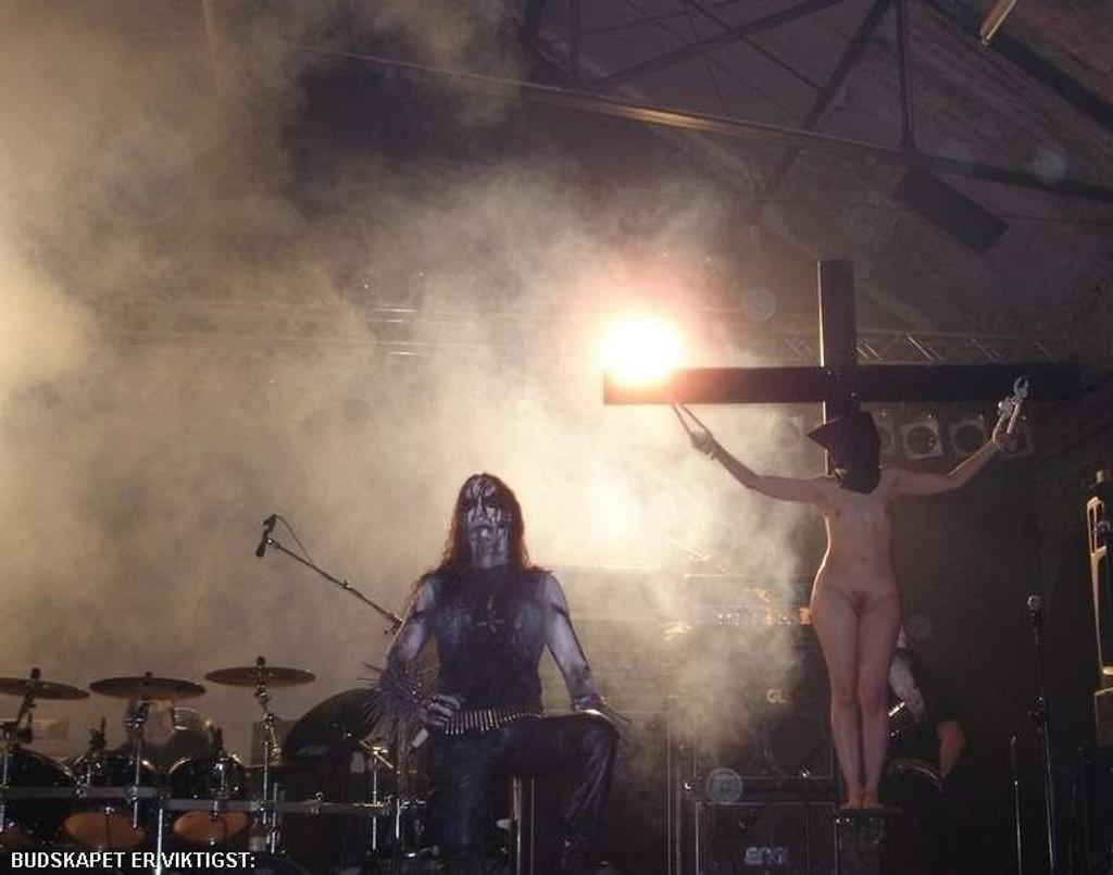 Bergensbandet Gorgoroth er et av få svartmetallband som fremdeles hardnakket påstår at det lyriske aspektet er viktigere enn musikken.