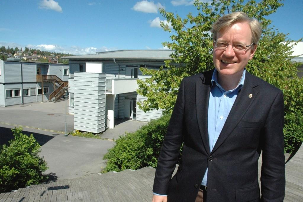 Skolebyråden: Torger Ødegaard forteller at Sommerskolen Oslo har flere spennende nye kurs å tilby i år.