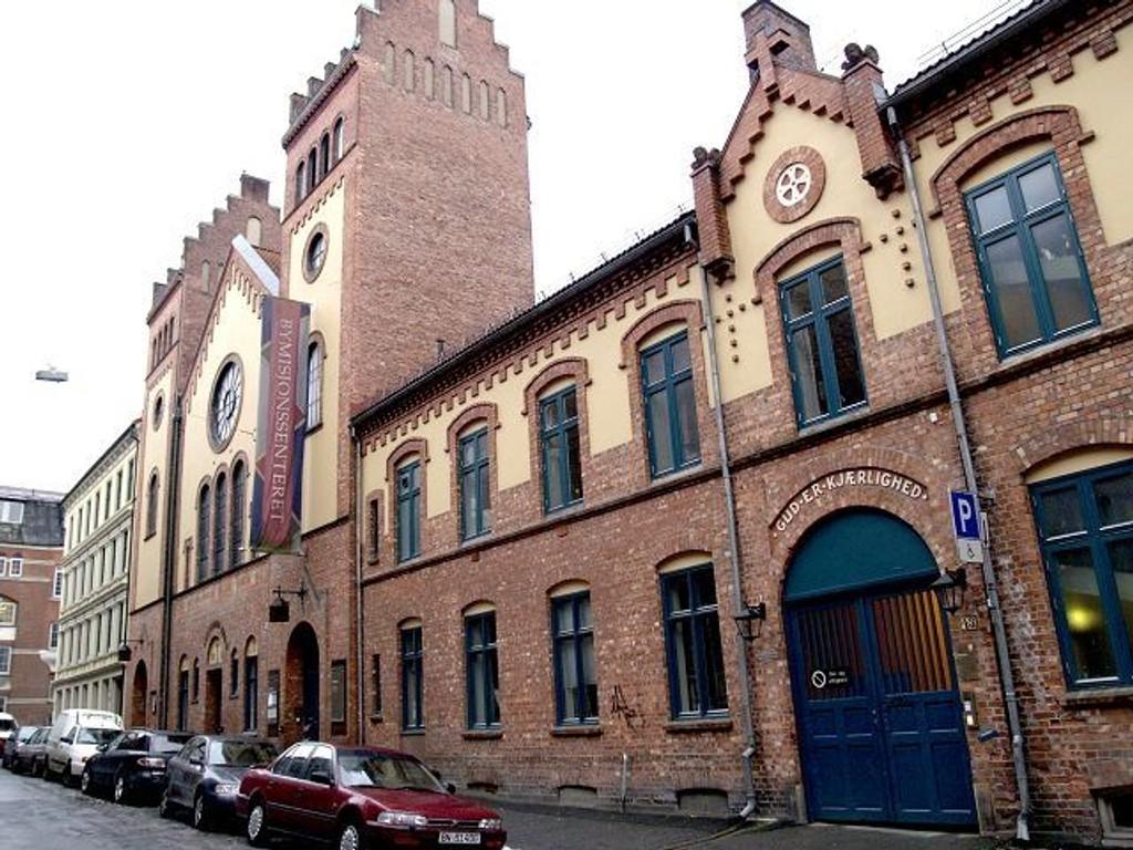 Kirkens bymisjon, her representert med Tøyenkirken, inviterer til felleskirkelig korsvandring i hovedstaden langfredag. ARKIVFOTO