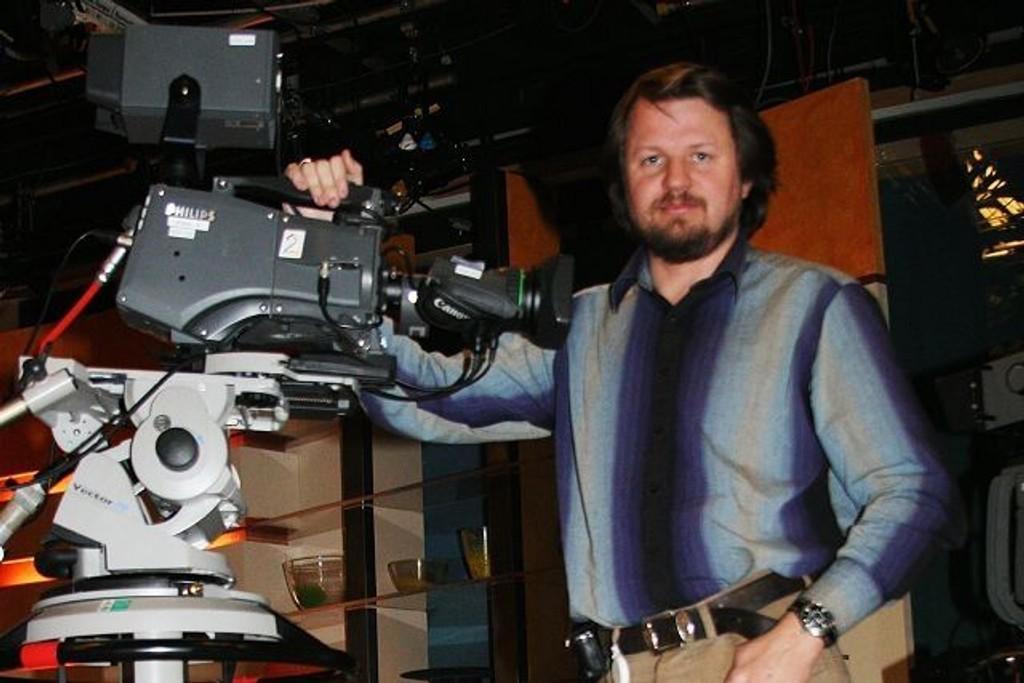 Tom Egeland skrev Ulvenatten som i senere tid ble filmatisert. Nå skal den underholde tv-tittere i påsken. Arkivfoto