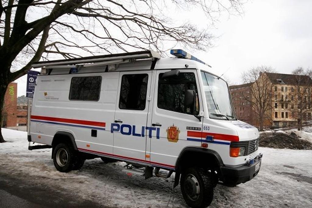 Frp mener Ap farer med usannheter når de mener regjeringa har levert tidenes satsing på politiet.