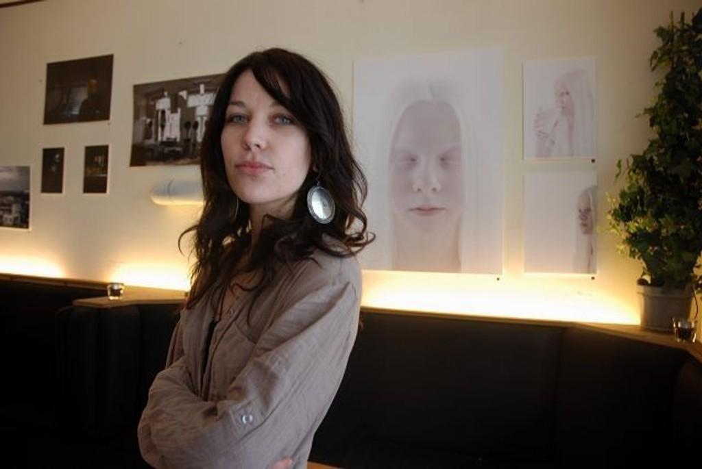 Få med deg fotoutstilling på Cafe Nero. Foto: Anne Marie Huck Quaye