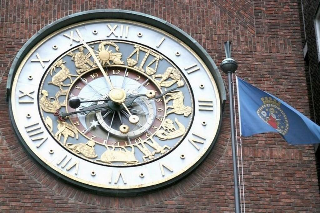 Vinneren ble gjort kjent på Rådhuset i dag tidlig.