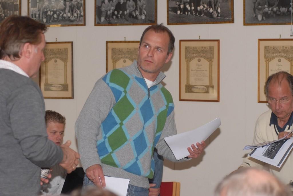 Konrad Kuhlman kunne på Skeids årsmøte fortelle at klubben trenger to millioner før utgangen av april.