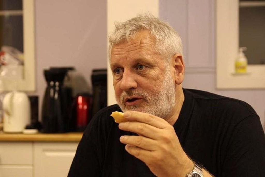 Anders Slaatsveen har tatt over roret i Grønland Beboerforening.