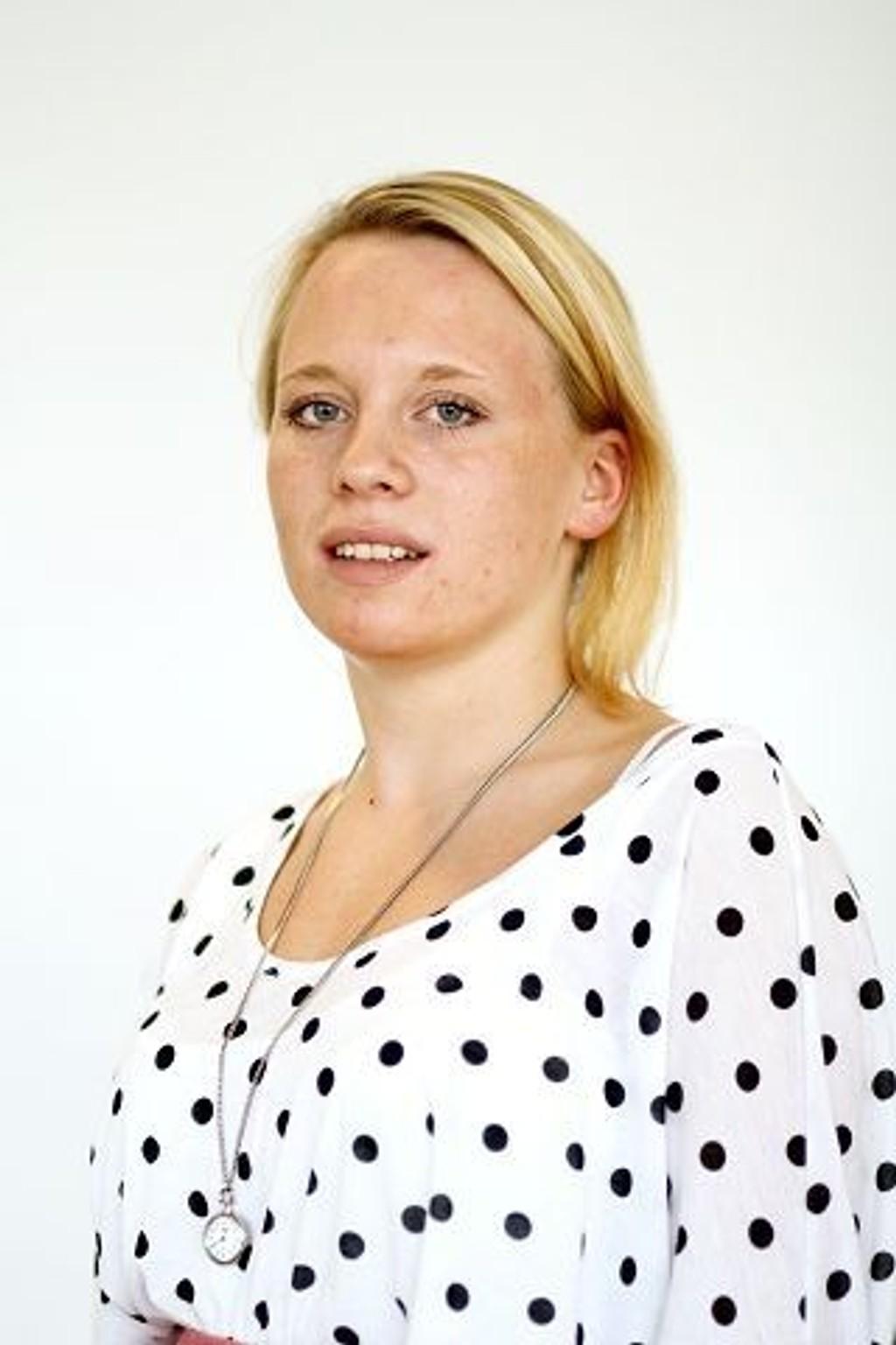 Kaisa Celius fra Trasop er valgt inn i sentralstyret til Rød Ungdom.