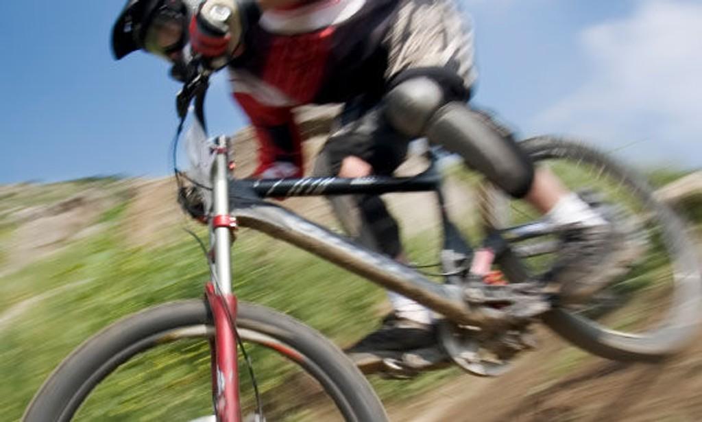 Slipp sykkelen løs det er vår.