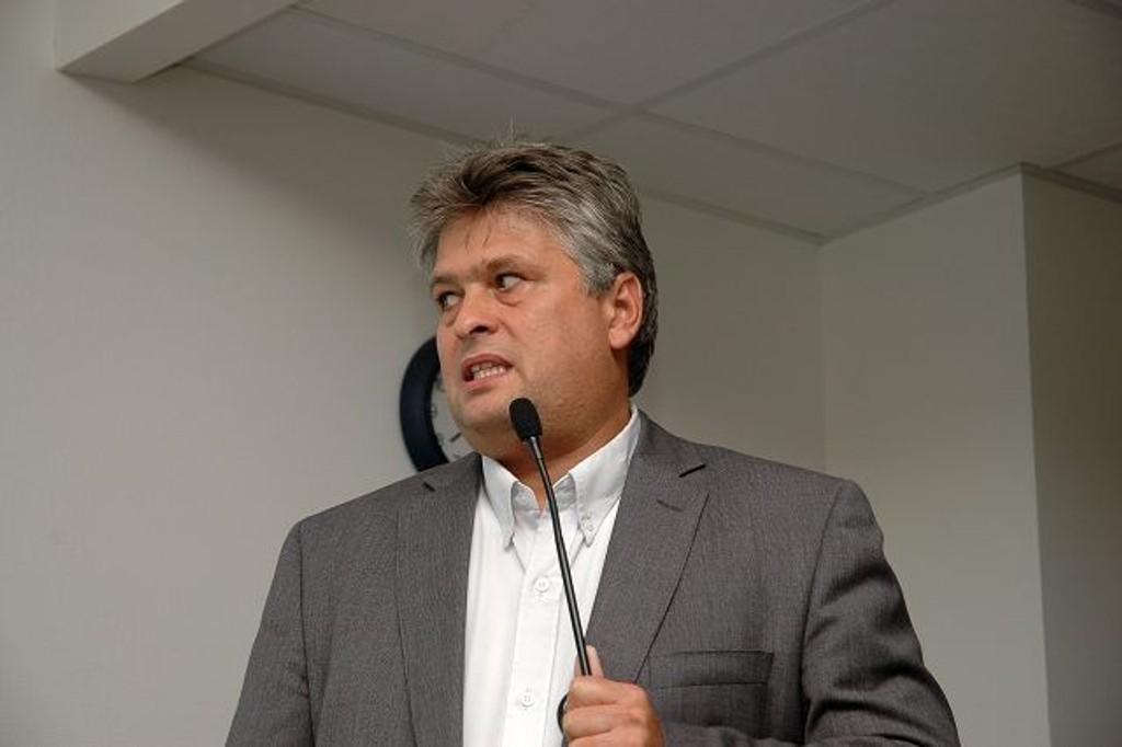 Bydelsdirektør Vidar Haukeland er glad for at liv og helse ikke vil berøres ved en eventuell streik. ARKIVFOTO
