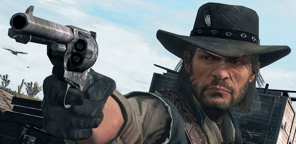 Red Dead Redemption er et slags Grand Theft Auto i western-innpakning.