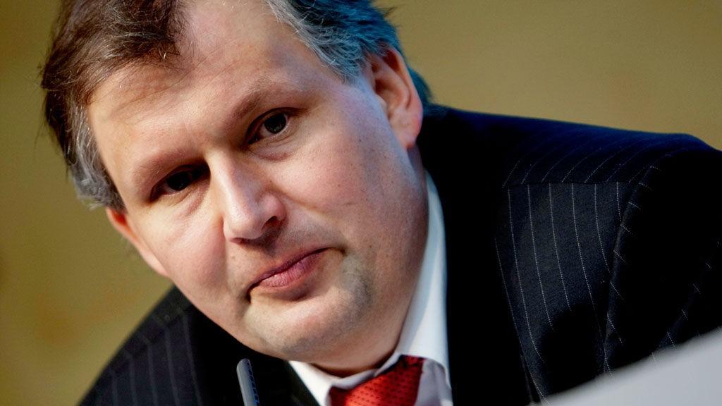 Olje- og energiminister, Terje Riis-Johansen