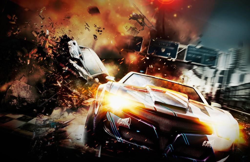 Split Second: Velocity viser at bilspill-sjangeren utvikler seg.