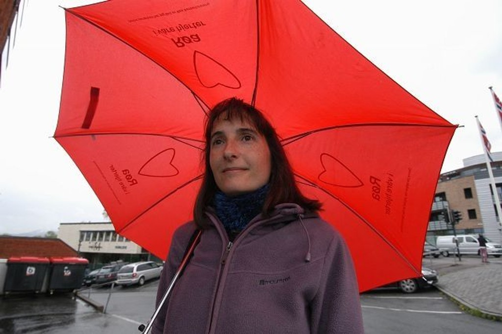 Aline Clémenceau-Eikrem startet opp nye kurs i august/september. FOTO: ELISABETH C. WANG